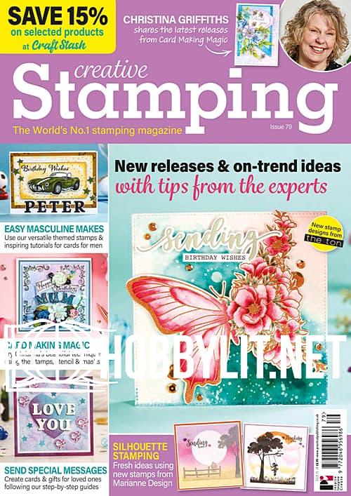 Creative Stamping Issue 79