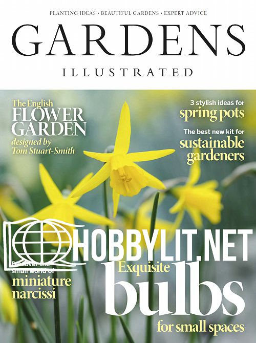 Gardens Illustrated - March 2020