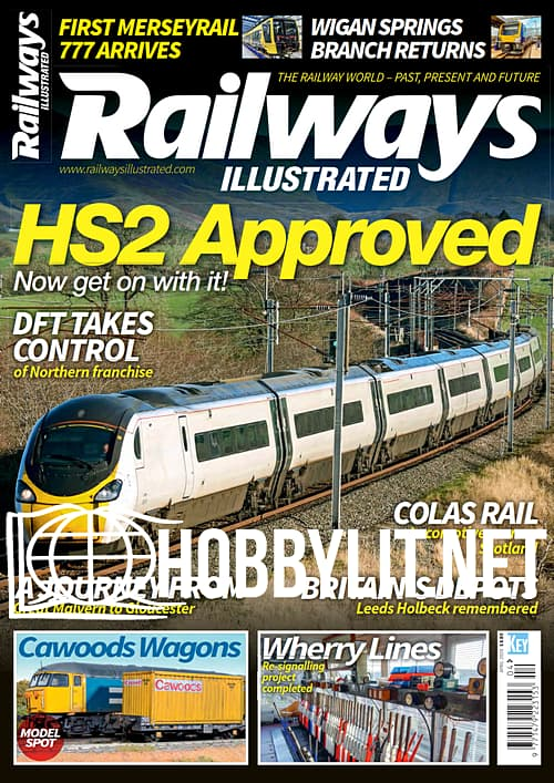 Railways Illustrated - April 2020