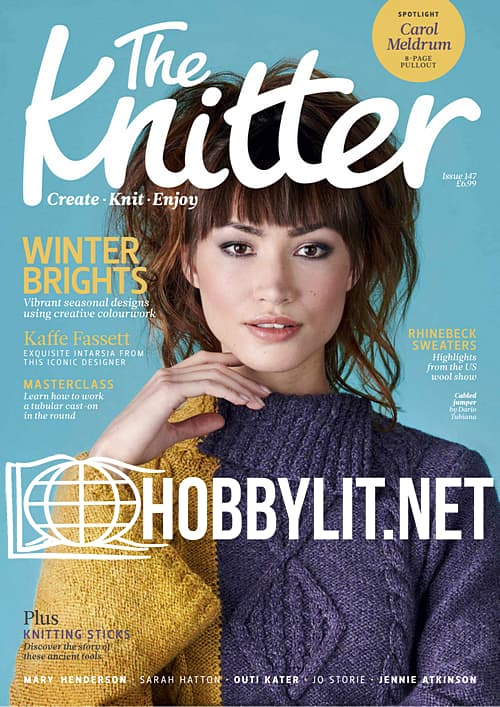 The Knitter Issue 147