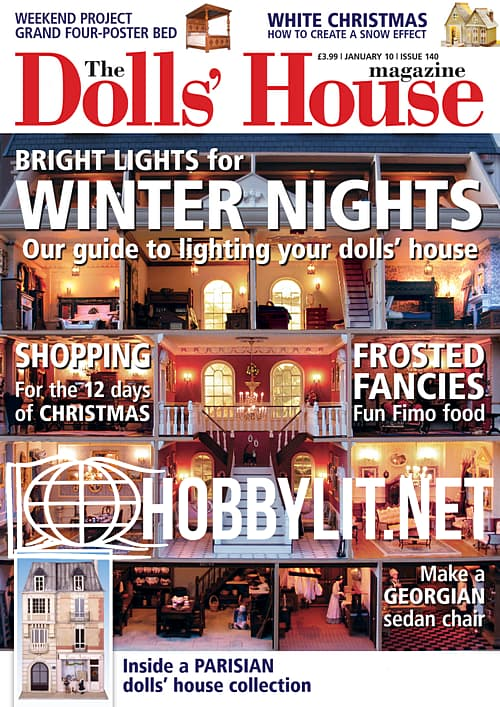 The Dolls' House Magazine - January 2010