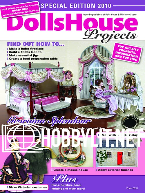 Dolls House Projects Issue 01