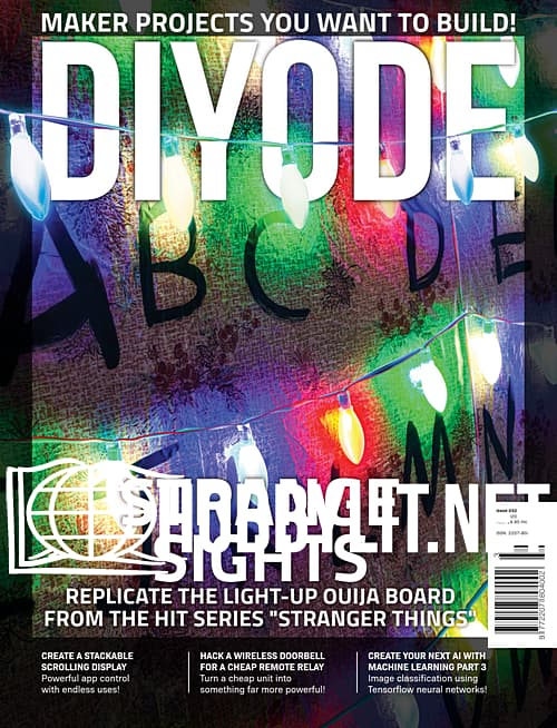 DIYODE Issue 032 - March 2020