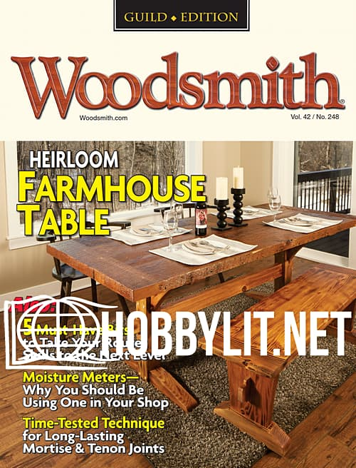 Woodsmith - April/May 2020