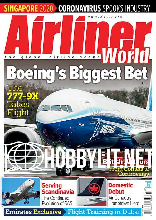 Airliner World - April 2020