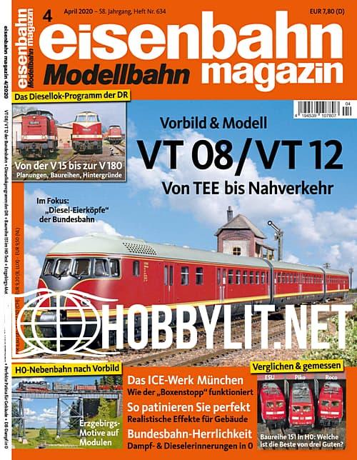 Eisenbahn Magazin – April 2020