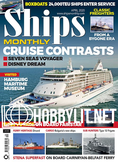 Ships Monthly - April 2020
