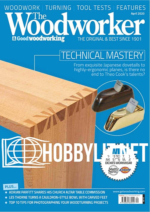 The Woodworker - April 2020