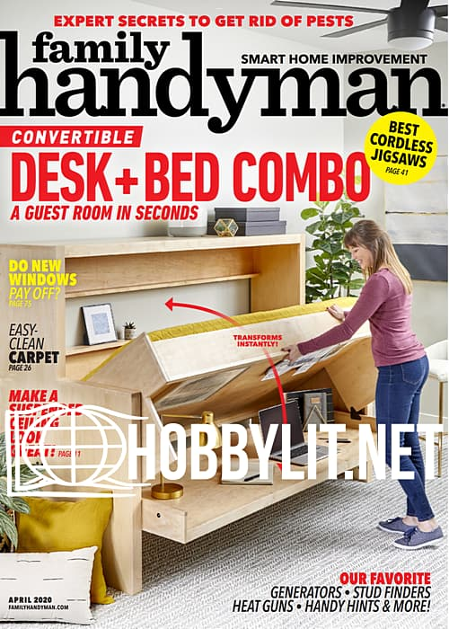 The Family Handyman - April 2020