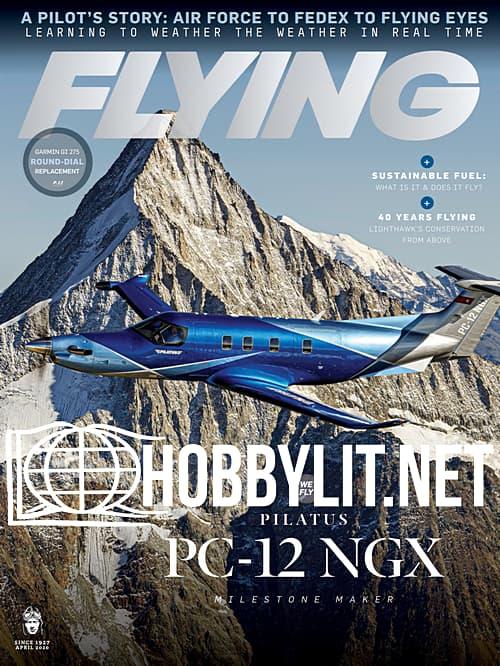 Flying - April 2020
