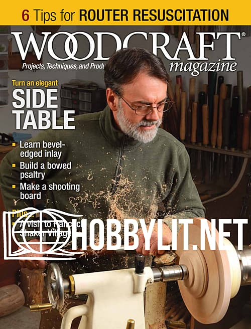 Woodcraft Magazine - April/May 2020