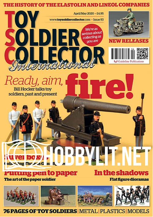 Toy Soldier Collector - April/May 2020