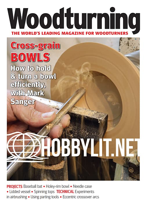 Woodturning - April 2020
