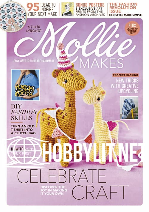Mollie Makes Issue 117