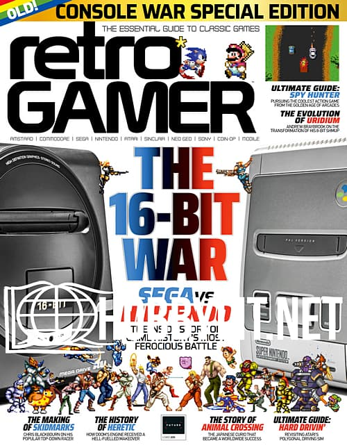 Retro Gamer Issue 205