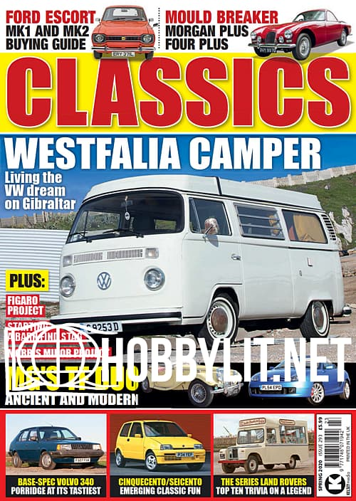 Classics Monthly - Spring 2020