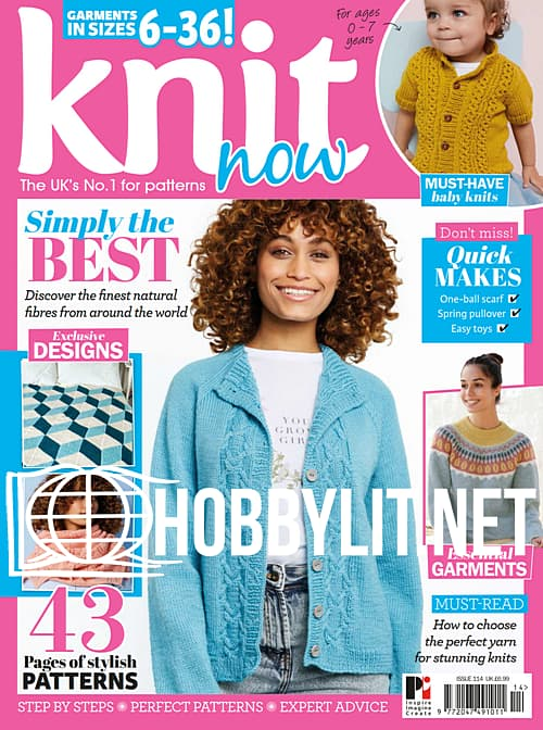 Knit Now Issue 114