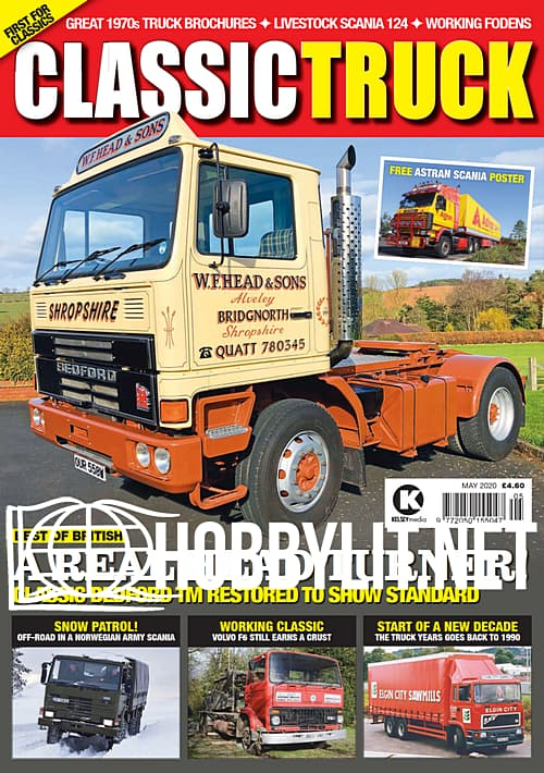 Classic Truck - May 2020