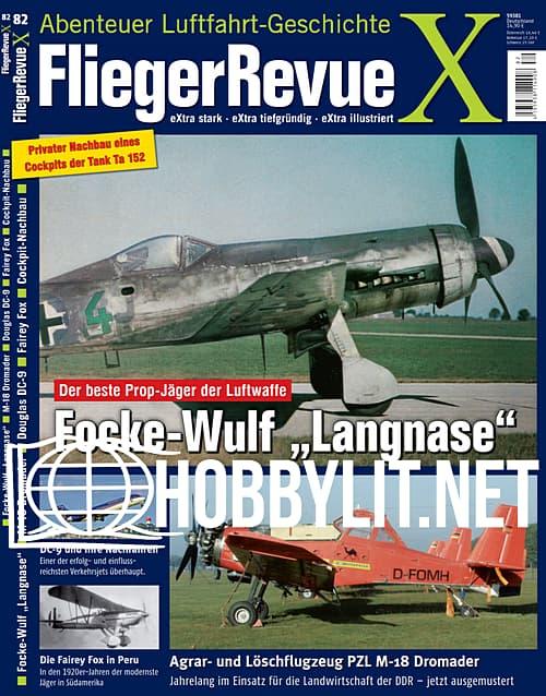 FliegerRevue Extra 82