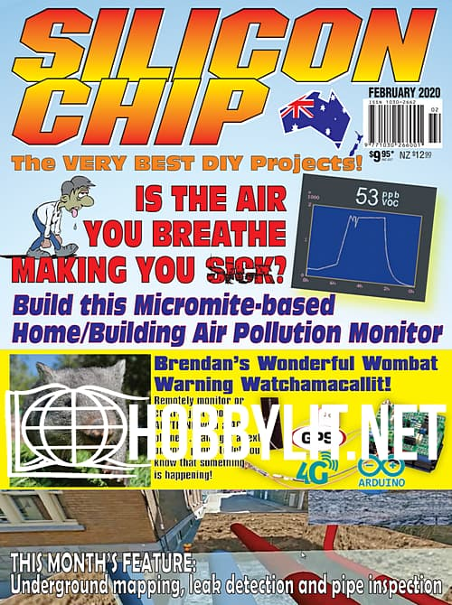 Silicon Chip - February 2020
