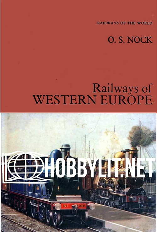 Railways of Western Europe