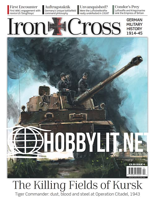 Iron Cross Issue 4