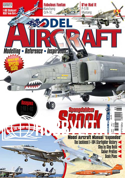 Model Aircaft - March/April 2020