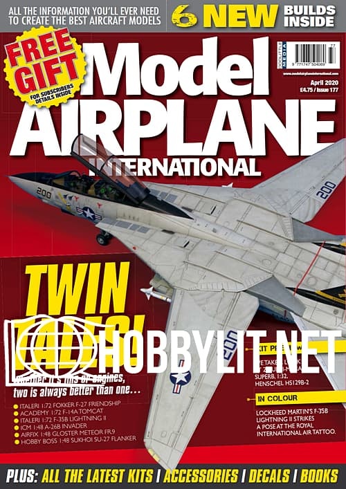 Model Airplane International - April 2020