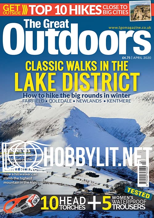 The Great Outdoors – April 2020