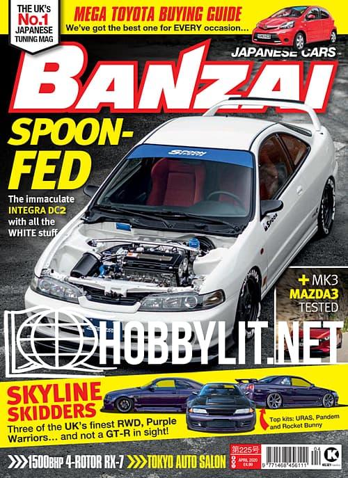 Banzai - April 2020