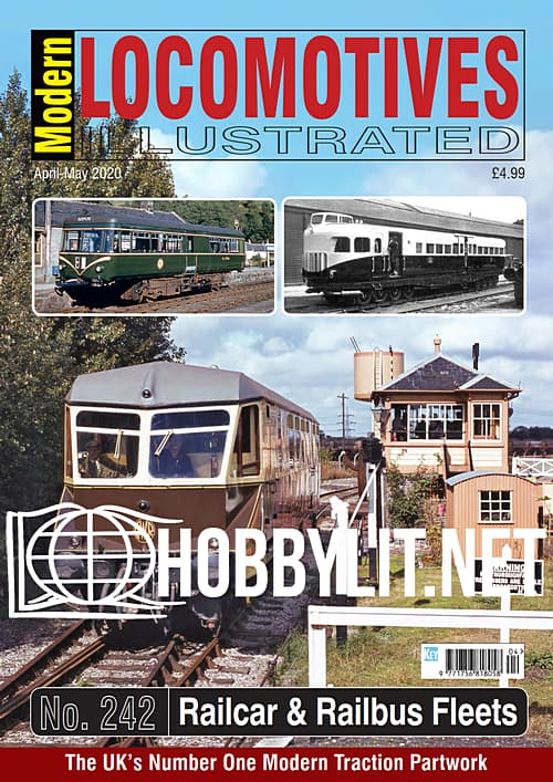 Modern Locomotives Illustrated - April/May 2020