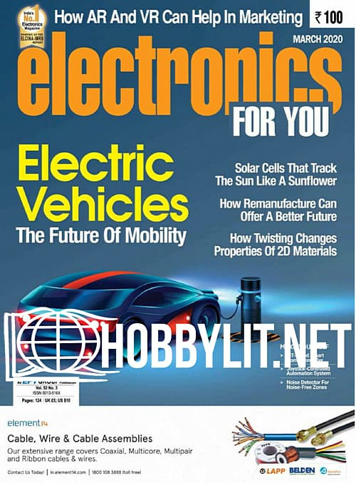 Electronics For You - March 2020