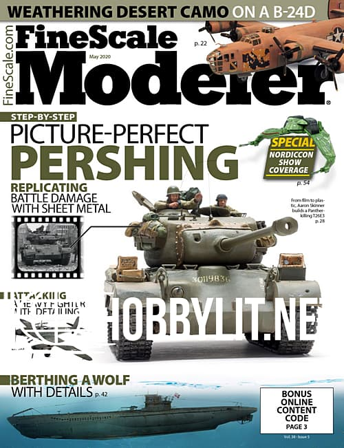 FineScale Modeler - May 2020