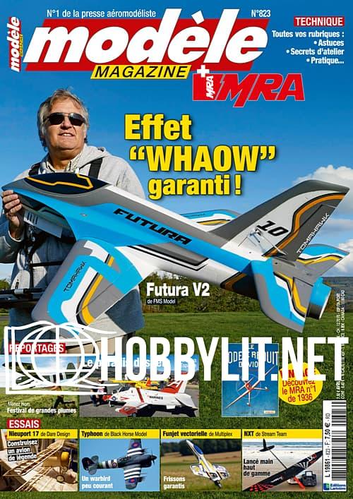 Modèle Magazine - Avril 2020