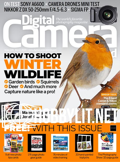 Digital Camera World - March 2020