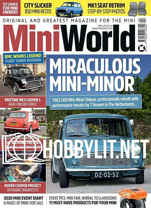 Mini World – April 2020
