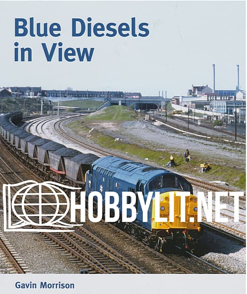 Blue Diesels in View