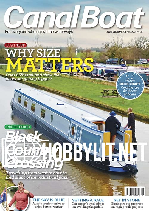 Canal Boat - April 2020