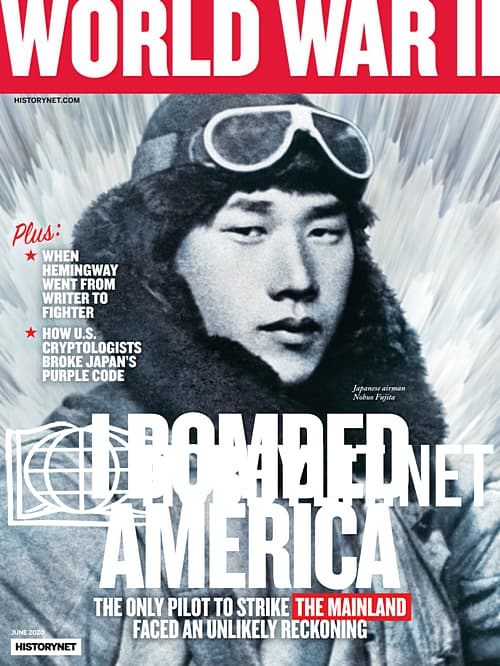 World War II Magazine - June 2020