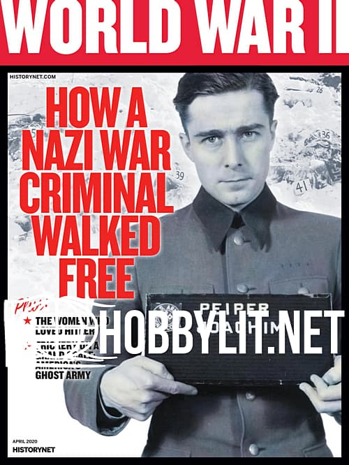 World War II Magazine- April 2020
