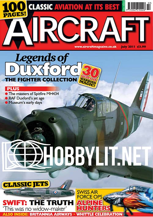 Classic Aircraft - July 2011