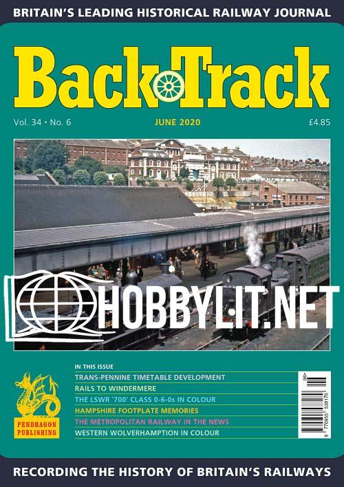 Back Track - June 2020