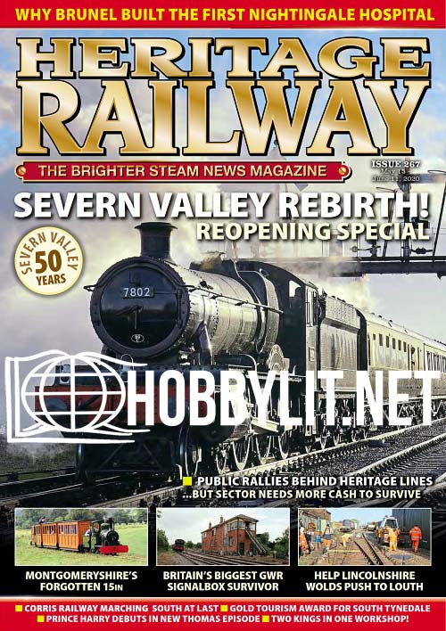Heritage Railway - 15 May 2020