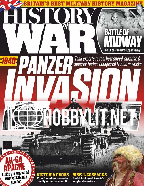 History of War Issue 81