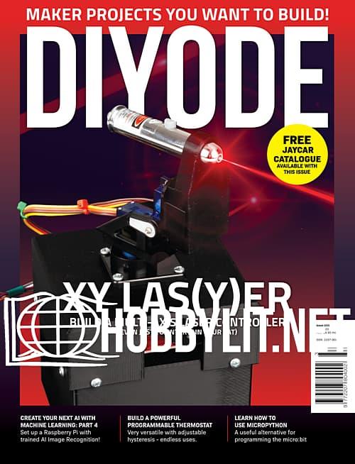 DIYODE 33 - April 2020