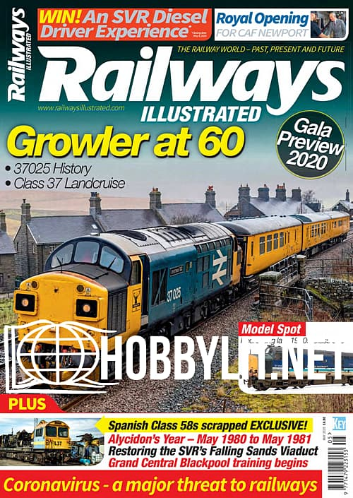 Railways Illustrated - May 2020
