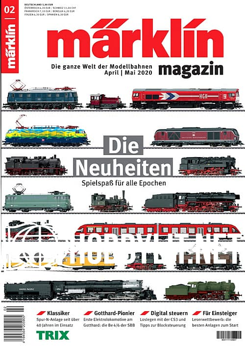 Märklin Magazin 2020-02
