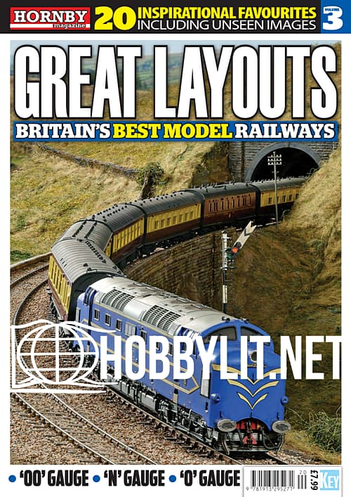Hornby Magazine Great Layouts Vol 3
