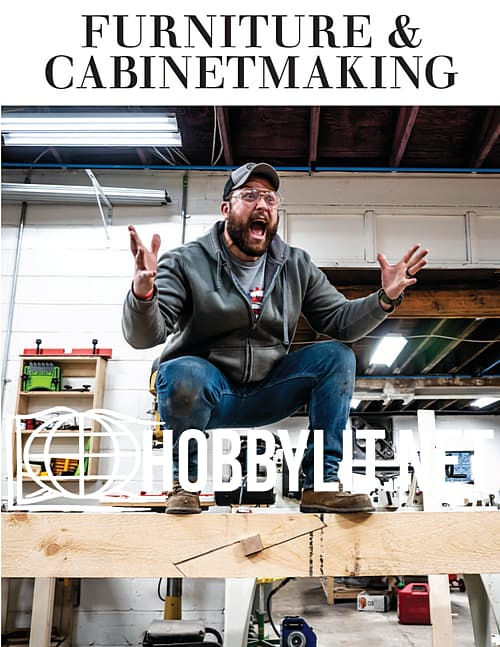Furniture & Cabinetmaking Issue 292