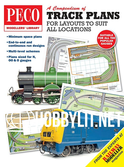 Peco Modellers' Library - A Compendium of Track Plans